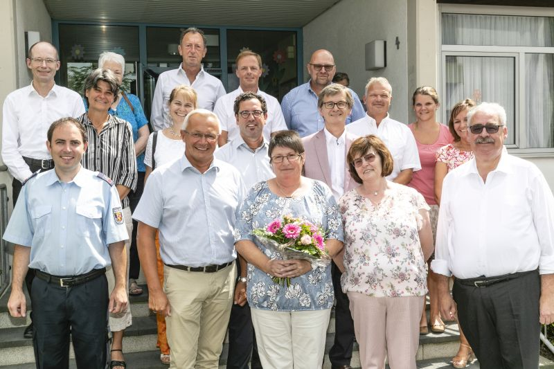 Ingrid Brabender in den Ruhestand verabschiedet