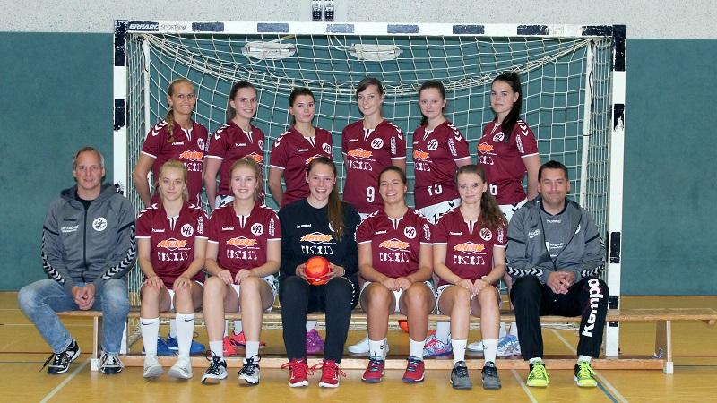 VfL Hamm: Handball-Damen trotz Ausfälle erfolgreich - AK-Kurier - Internetzeitung für den Kreis Altenkirchen