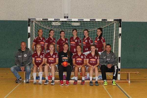 VfL Hamm: Handball-Damen ungl�cklich im Abschluss