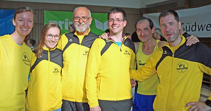 VfL-Team bei Rheinlandmeisterschaften gut platziert