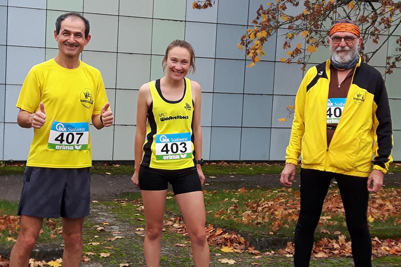 Franziska Schneider ist Vize-Rheinlandmeisterin im Halbmarathon