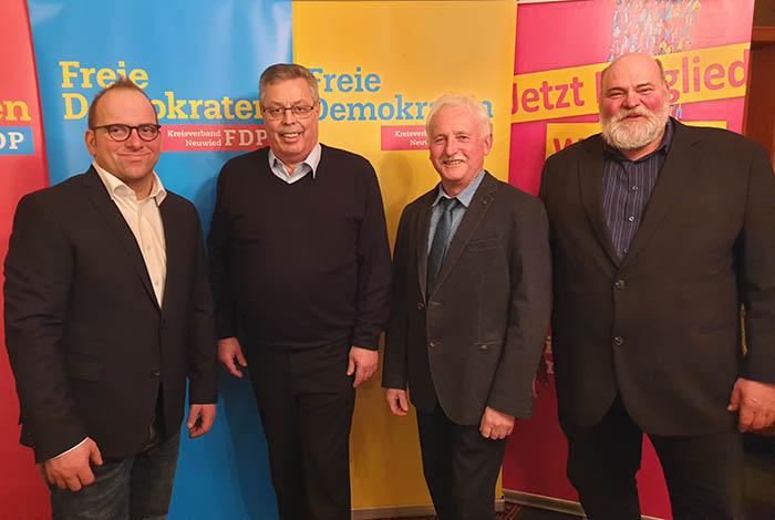 Die FDP stellt Kandidaten für VG-Rat Dierdorf vor