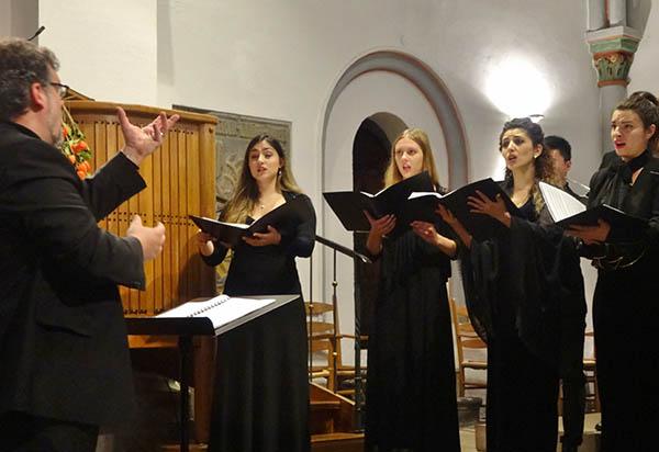 Klangvolles Konzerterlebnis in Niederbieberer Kirche