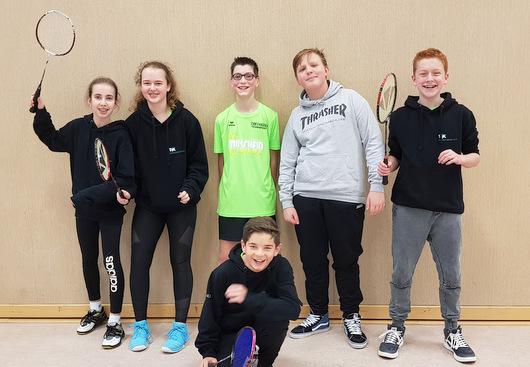 Badminton: Heimische JSG in der n�chsten Runde
