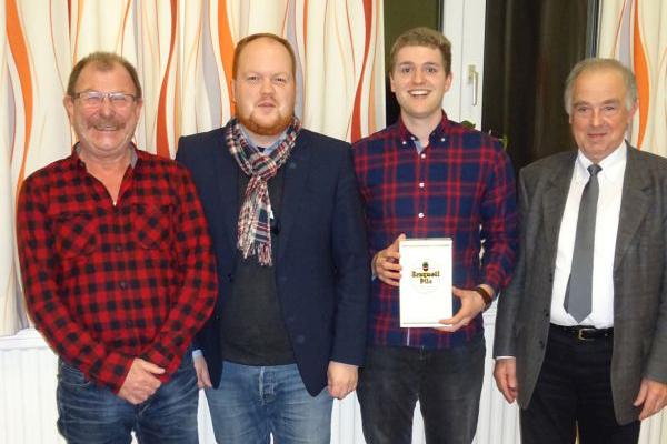 SPD-Kandidat Diedenhofen besuchte Brachbach und Mudersbach