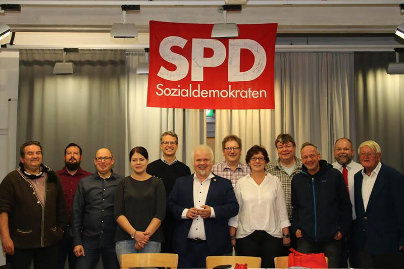 SPD-Engers wählt Vorstand neu