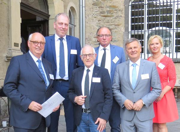 Initiative Region Mittelrhein: Michael Becher folgt auf Werner Schmitt