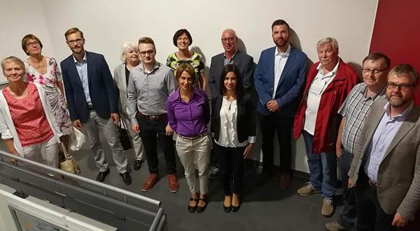 Neuer Vorstand im CDU-Ortsverband Montabaur gewählt