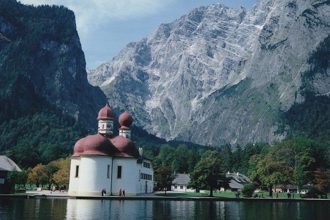 Vortrag: Rund um den K�nigssee � das Berchtesgadener Land