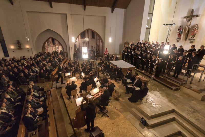 Vox Humana Ensemble führt Mendelssohns Lobgesang auf