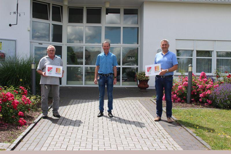 WLAN für das Gemeindezentrum in Ebernhahn