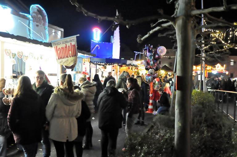 Weihnachtsmarkt in Hamm zieht immer mehr Besucher an