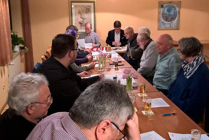 Puderbacher CDU: Pees und Kettemer führen VG-Liste an