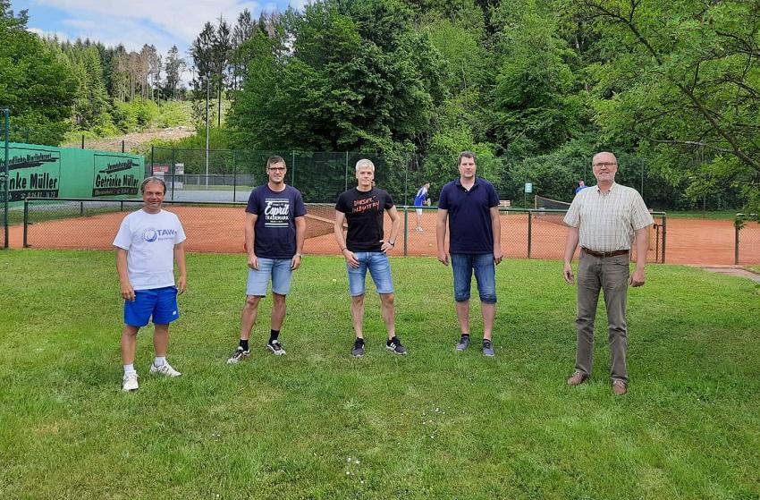 Tennisabteilung der WSN kooperiert mit der TAW