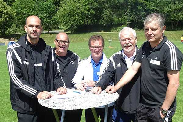 �Tag des Talents� im Fu�ballkreis Westerwald/Sieg