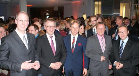 Neujahrsempfang Westerwald Bank: Stabile Zahlen, positive Aussichten