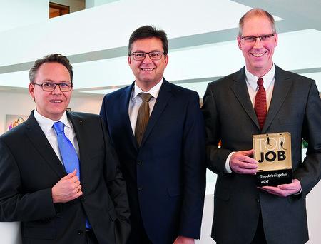 """""""Top Job""""-Auszeichnung für die Westerwald Bank"""