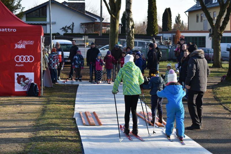 Überragende Beteiligung beim FIS – World Snow Day