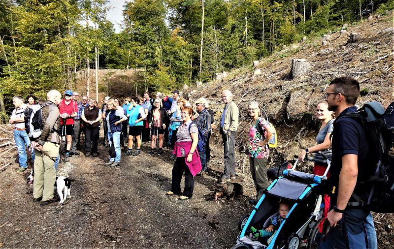 Junge Familien noch besser einbeziehen will der Westerwald-Verein im Buchfinkenland. Foto: WWV