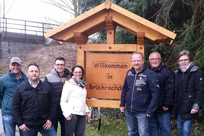 """""""Wählergruppe Holschbach"""" Brückrachdorf – Liste steht"""