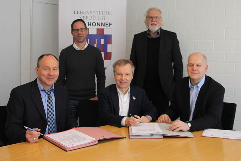 Energiekonzept zwischen Stadt Bad Honnef und Bad Honnef AG vereinbart