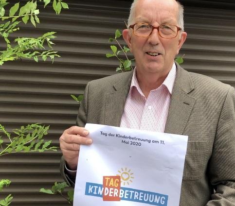 """Wäschenbach: Dankesbrief zum """"Tag der Kinderbetreuung"""""""