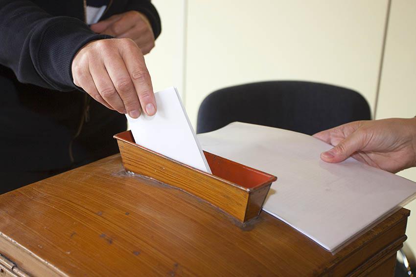 Briefwahlbüro in der Stadtverwaltung öffnet seine Türen