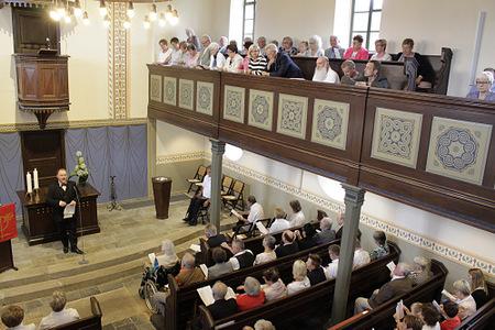 Wahlroder Kirche mit Festgottesdienst wiedereröffnet