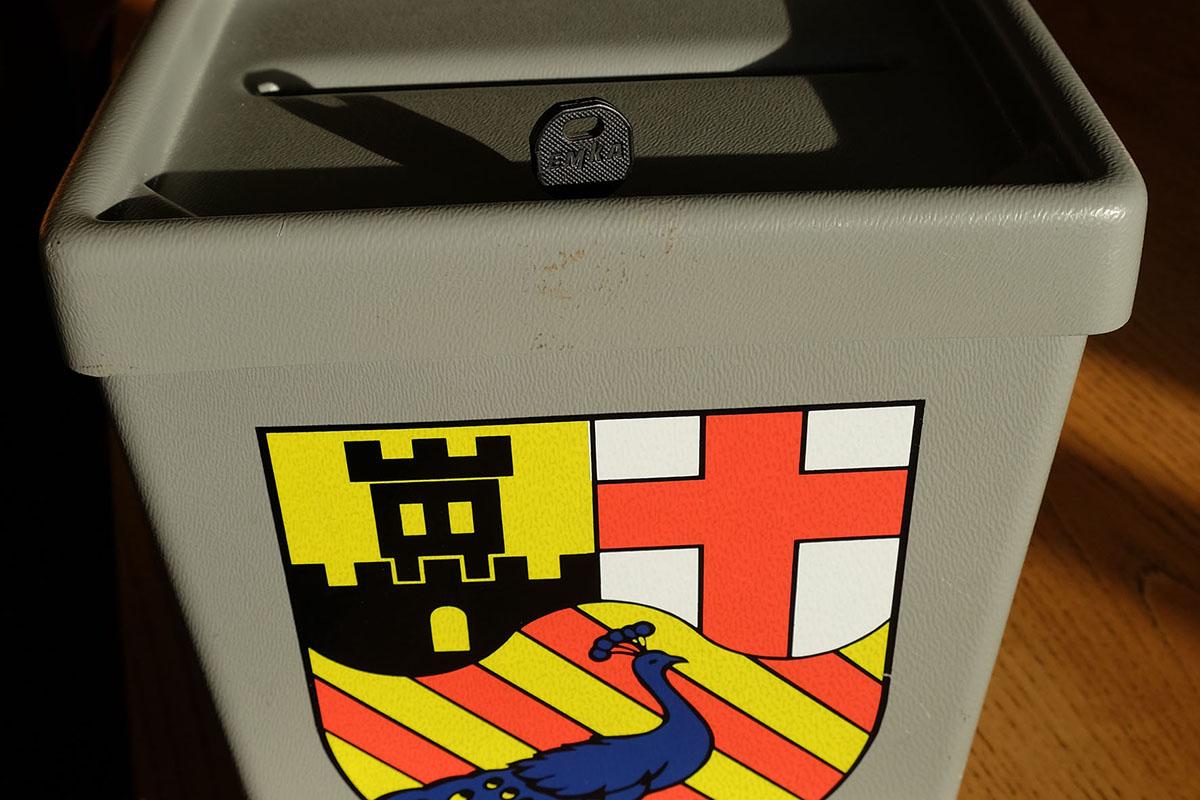 Wahl: Stadt Neuwied setzt auf umfangreiches Hygiene-Konzept