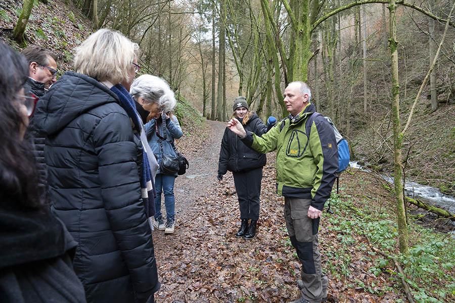 """""""Waldbaden""""- Neues Angebot der Tourist-Information Neuwied"""