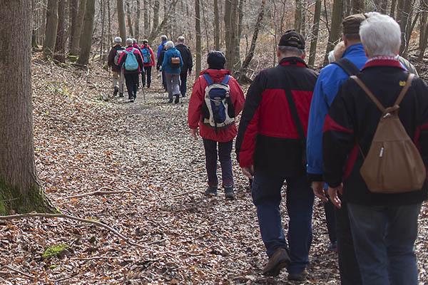 Klosterweg und Butterpfad werden permanente Wanderwege