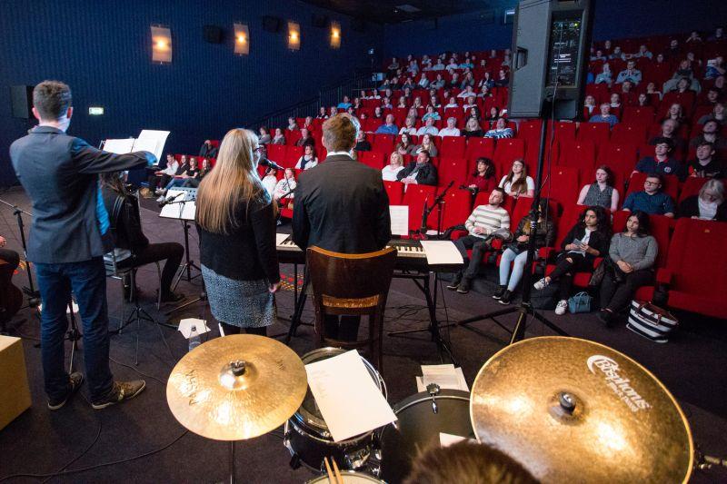 Gottesdienst ins Hachenburger Cinexx. Foto: Eckhard Schneider