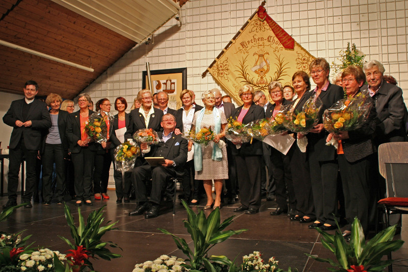 """Die """"21"""" als Glückszahl der Waldbreitbacher Chormusik"""