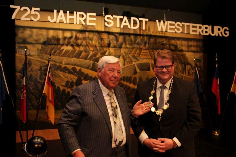 Westerburg feierte gelungenen Auftakt zur 725-Jahr-Feier