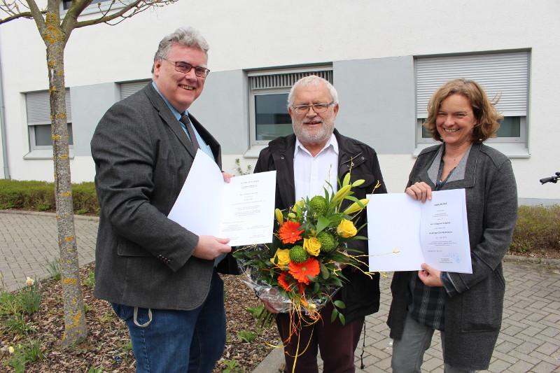 Klinik Nette-Gut verabschiedet Siegfried Kowallek in den Ruhestand