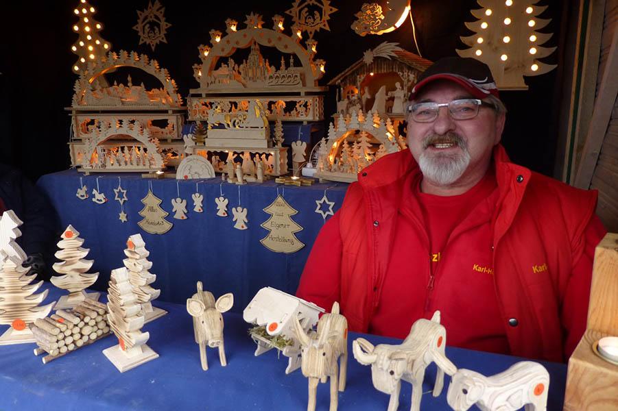 Christkindlmarkt Altstadt Hachenburg für einen guten Zweck