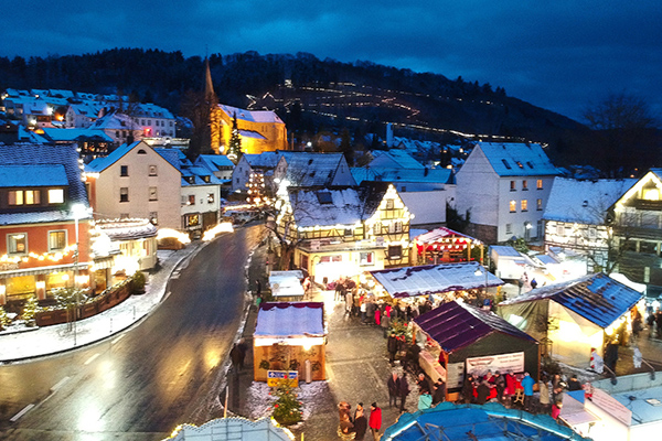 Waldbreitbach als Best Christmas City nominiert