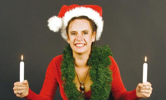 Nessi Tausendschön schützt vorm Weihnachtsfrust