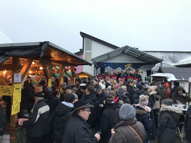 Weihnachtsmarkt in St. Katharinen: Zeit für was Neues