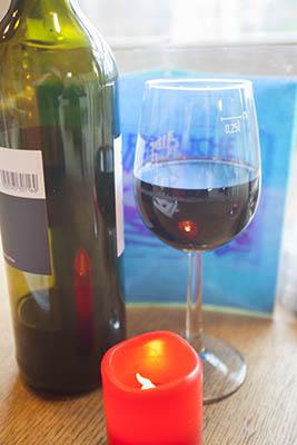 Die Bibel und der Wein