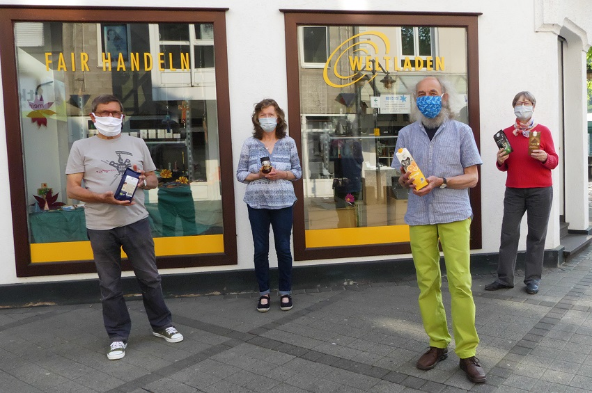 Solidarität für Kaffee-Kleinbauern in der Corona-Krise