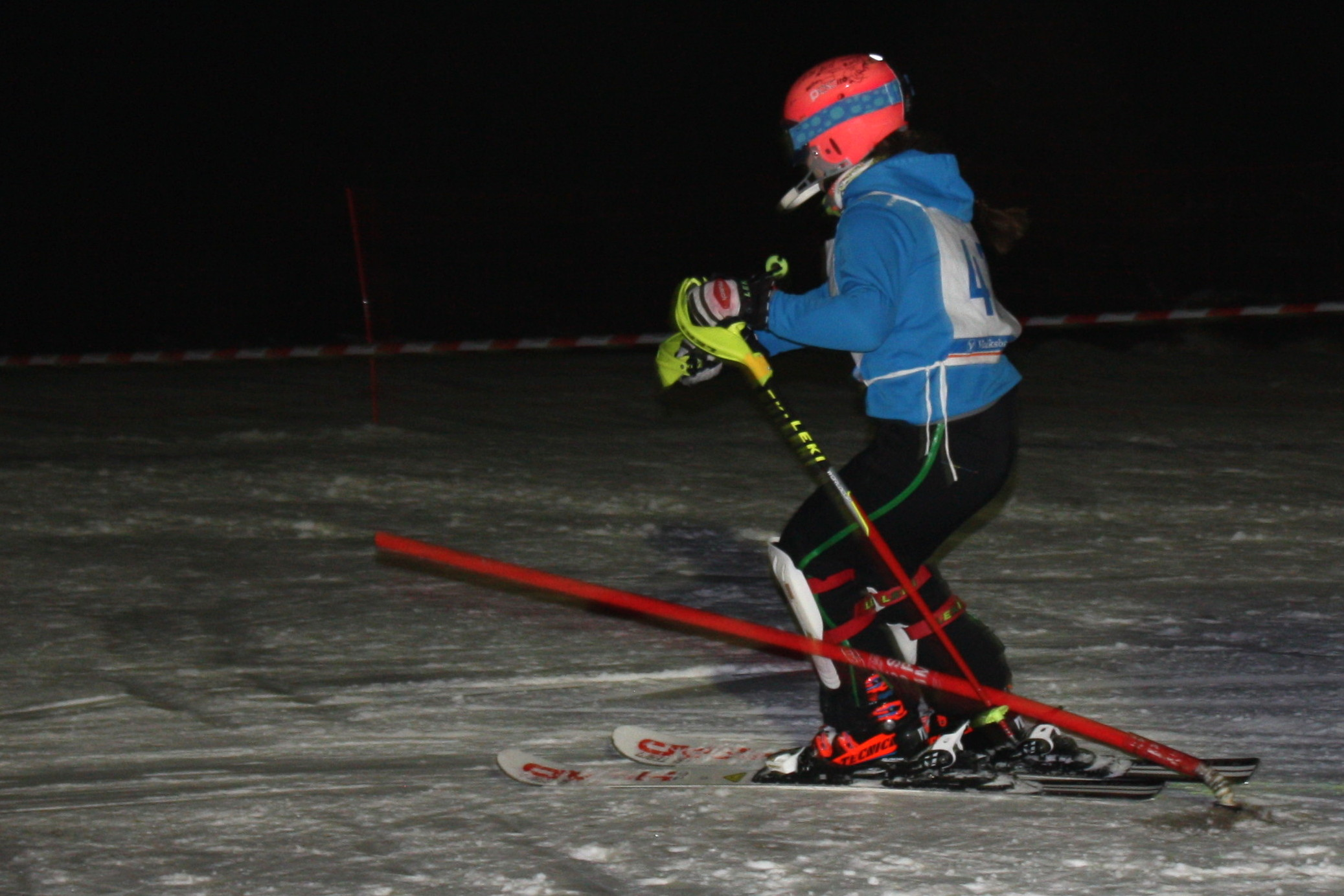 Junge Ski-L�ufer starten erfolgreich beim Westerwald-Cup in Wissen