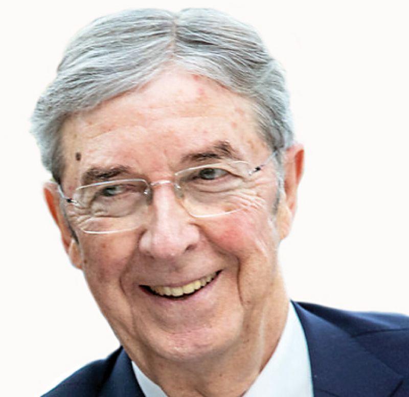 Wilfried Geissler-Sahm, ehemaliger Geschäftsführer des Glasveredlers SAHM. Foto: privat