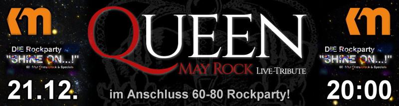 """""""Queen May Rock"""" in der Kulturhalle"""