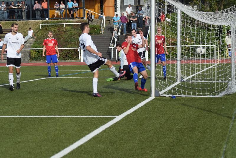 SV Windhagen holt ersten Saisondreier gegen Neitersen