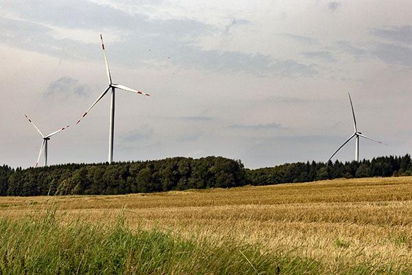 Zuwachs für den Windpark Höhn