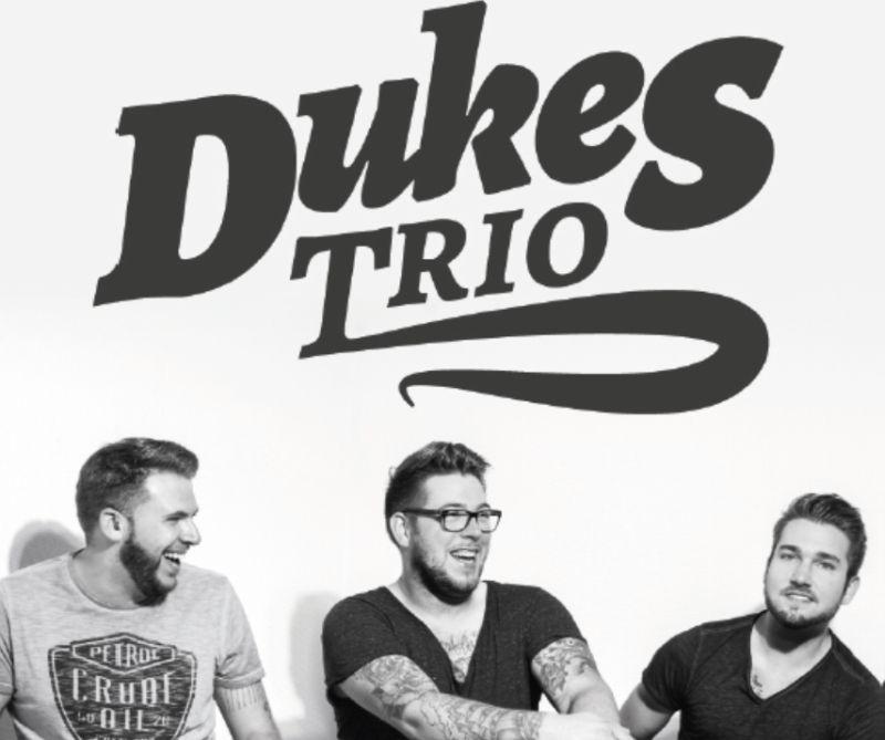 Dukes-Trio spielt am Kirmessamstag in Atzelgift. Foto: Veranstalter