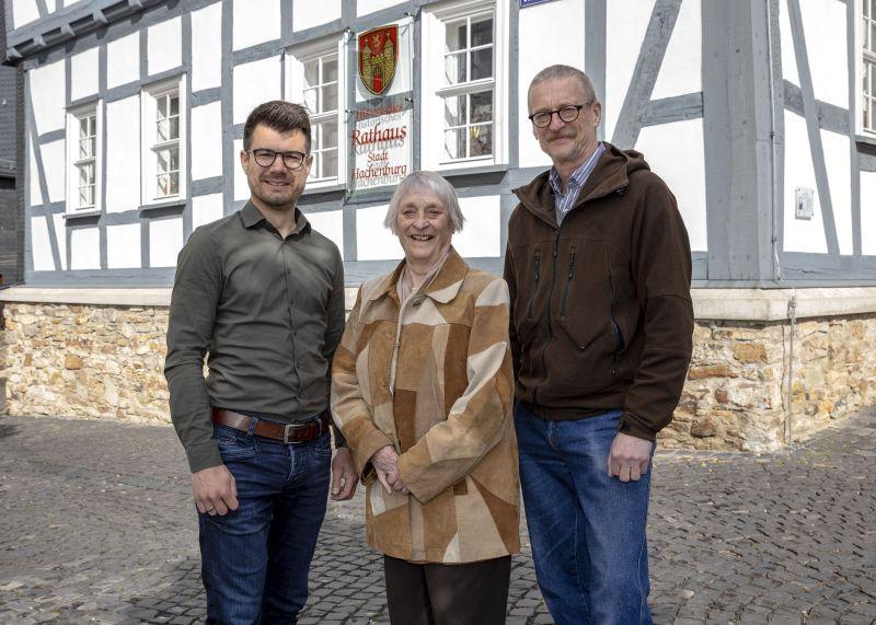 Rückblick auf die Amtszeit des Bürgermeisters Wilfried Seide