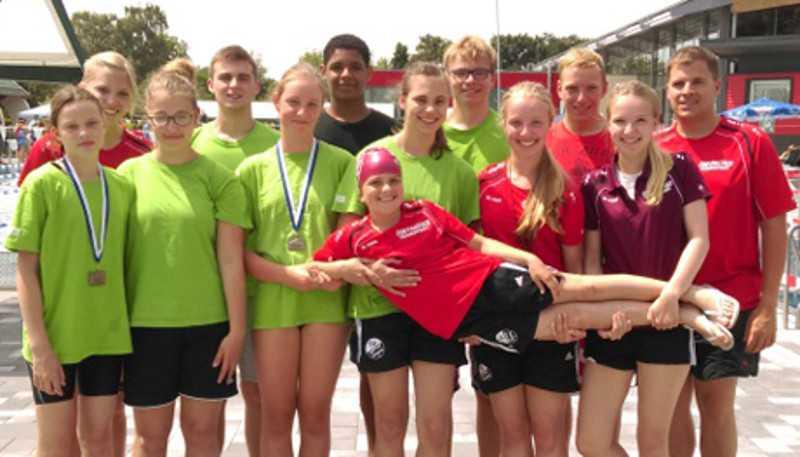 Rheinlandmeisterschaften: Erfolg f�r den SV Neptun Wissen