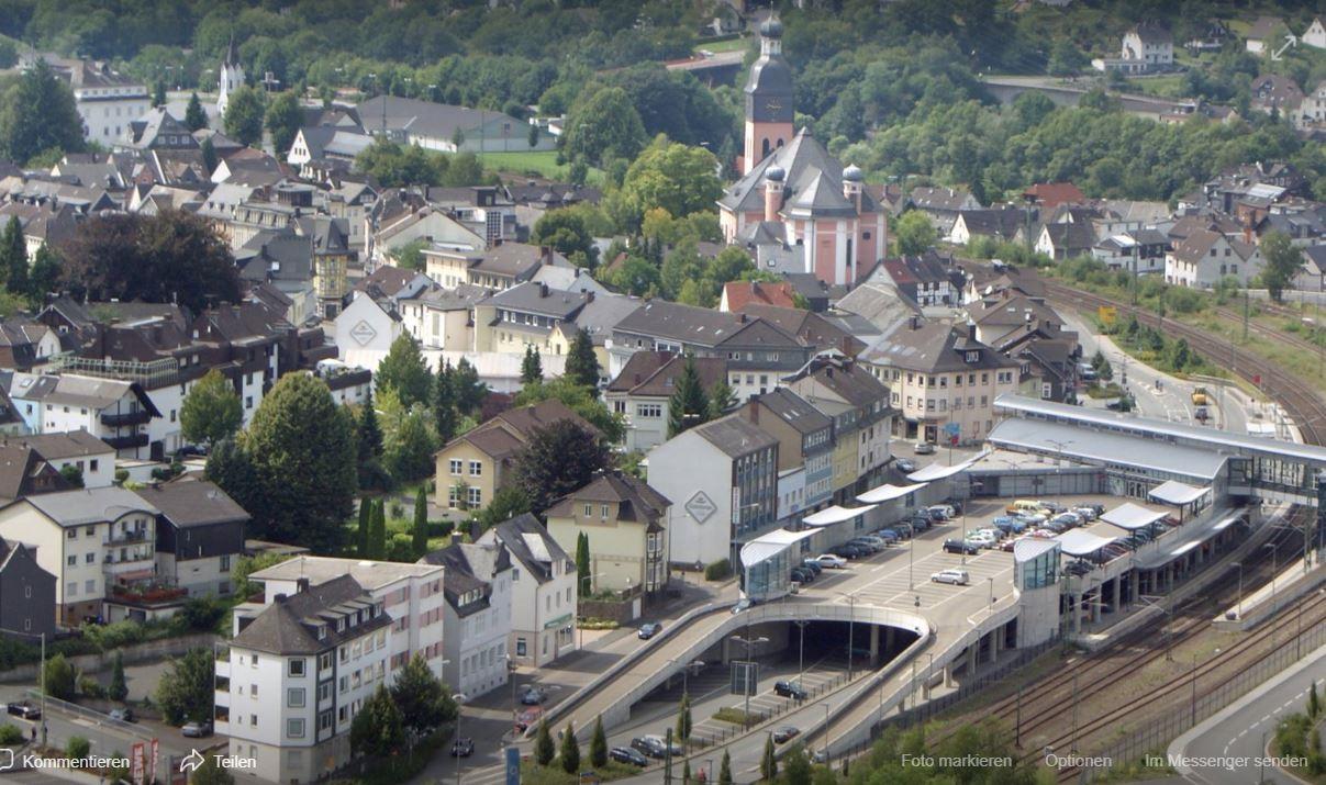 Wissen erhält 676.000 Euro zur Entwicklung des Stadtzentrums